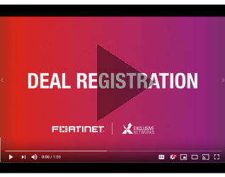 UNDERSTANDING DEAL REGISTRATION