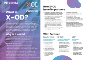 Why is X-OD Useful?